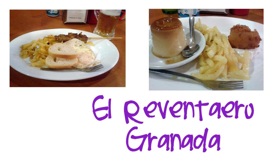 A comer el reventaero granada los calcetines no tienen for Grifos y tapas granada