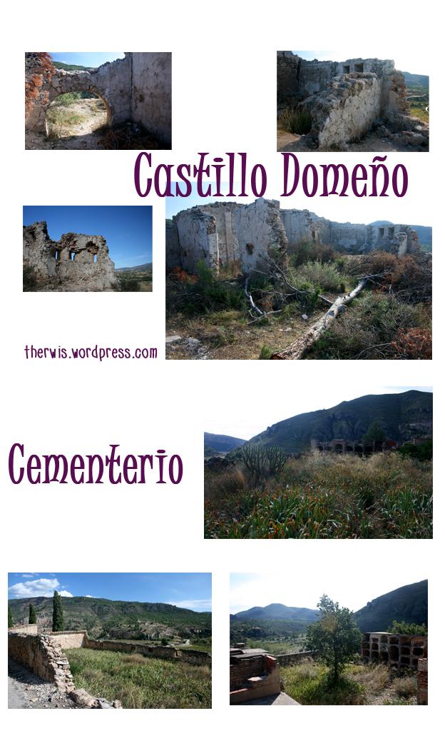 cementerio y castillo bien