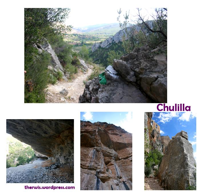 barranco chulilla
