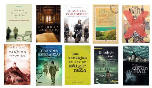 libros 2013