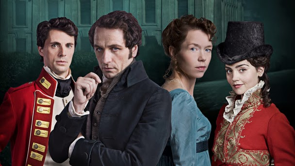 Death comes to Pemberley 2013