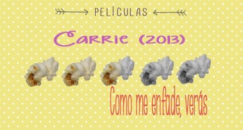 carrie pelicula