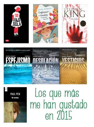 libros gustado 2015