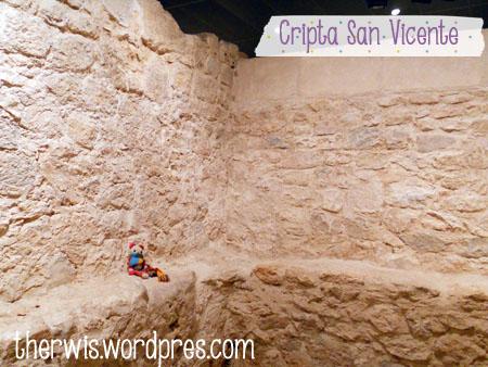 cripta san vicente