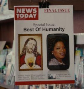 lo mejor de la humanidad
