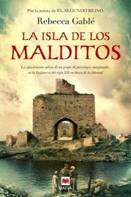 la isla de los malditos rebecca gablé portada libro