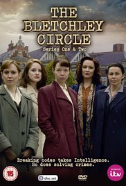 the bletchley circle serie poster cartel