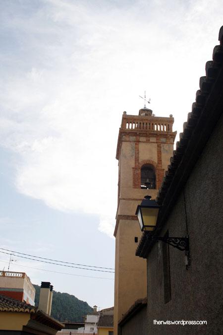 iglesia olocau