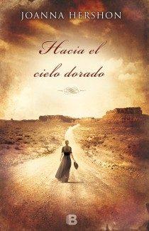 hacia el cielo dorado joanna hershon portada libro