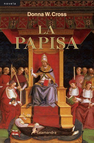 la papisa donna w cross libro portada