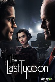 the last tycoon serie poster