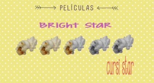 bright star película puntuación