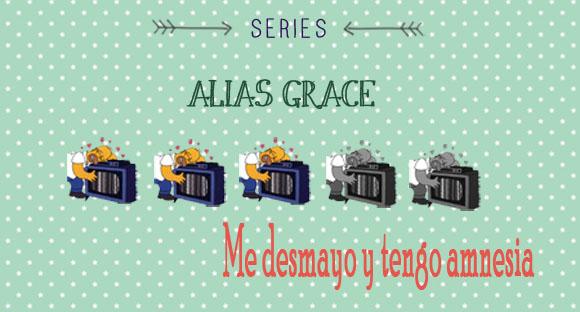 alias grace serie