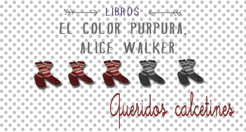 el color purpura libro