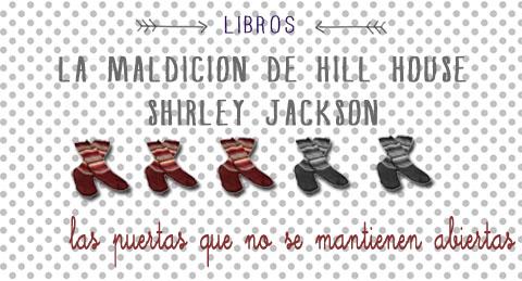 maldicion hill house libro