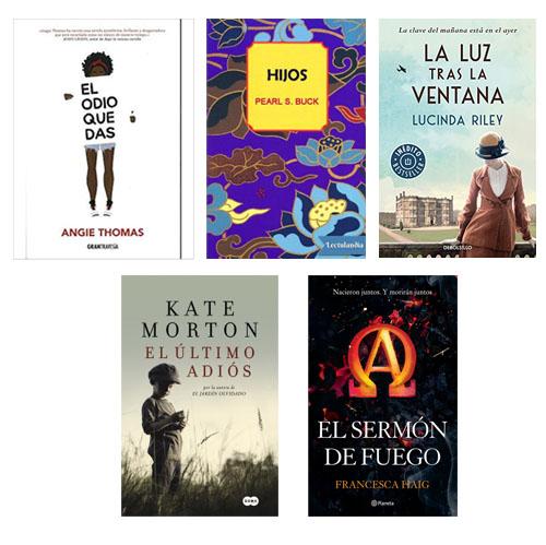 peores libros 2018