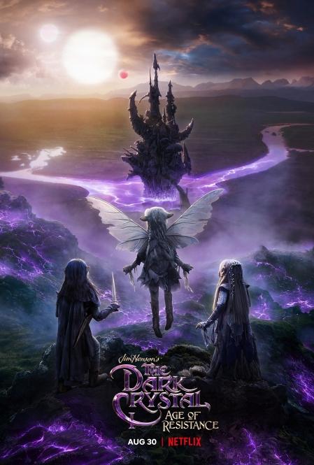 dark crystal serie